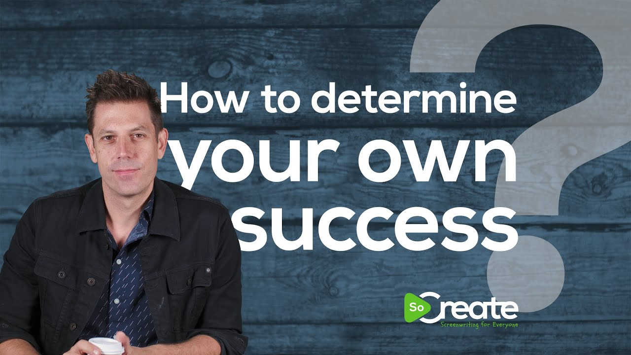 How to Determine Your Own Success as a Screenwriter, with Writer Ricky Roxburgh