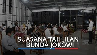 Tahlilan Ibunda Jokowi Digelar Secara Terbatas, Tetap Jaga Jarak demi Cegah Corona