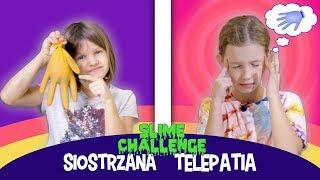 Siostrzana Telepatia SLIME CHALLENGE!!, Siostra kontra siostra