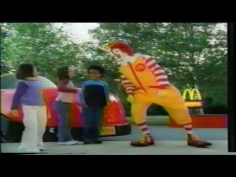 McDonald's Happy Meal Disney's Inspector Gadget 2 Toy TV Commercial