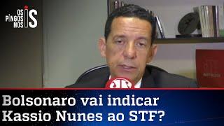 José Maria Trindade: Nome de Bolsonaro para o STF não está fechado