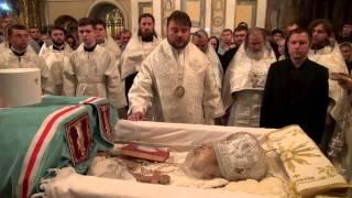 Слово митрополита Олександра перед тілом спочилого Блаженнішого Митрополита Володимира_Копия
