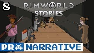 Rimworld Story Pt 8 | Randy Random Rough Commitment Mode | Permadeath | The Infestation