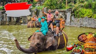 تحدي اكل و فله في بالي 🇮🇩 Food & Fun In Bali