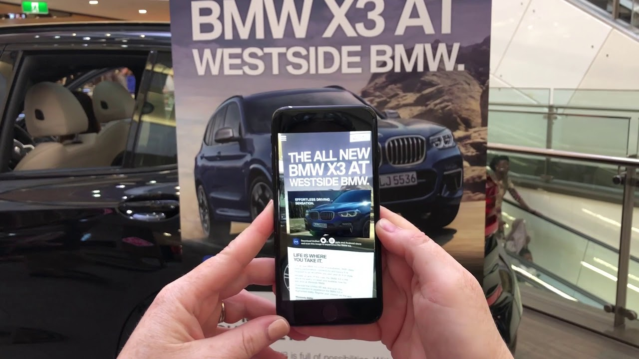 Westside BMW AR Pull Up Banners 2