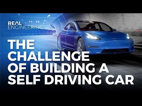 Obtížný vývoj samořiditelných aut