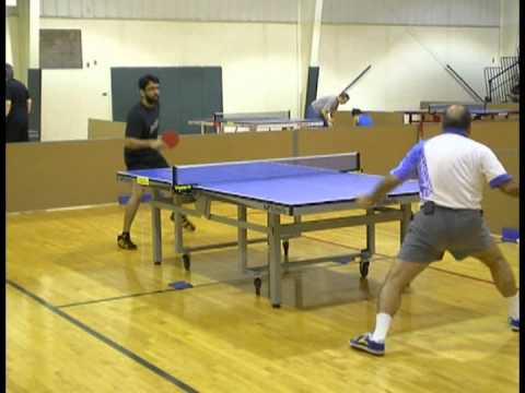 2011 King Lewy Open Table Tennis Martin v. Mojaverian Class A