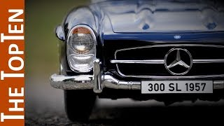 The Top Ten  Mercedes Benz Models Of All Time