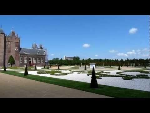 Netherlands Castle garden