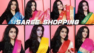 Durga Puja Saree Shopping 2020 | Huge Saree Haul | Bengali Vlog | Smart beauty channel |  IMAGES, GIF, ANIMATED GIF, WALLPAPER, STICKER FOR WHATSAPP & FACEBOOK