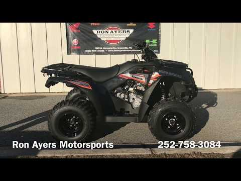 2018 Kawasaki Brute Force 300 in Greenville, North Carolina - Video 1