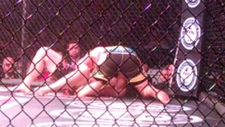 FIght HARD MMA: Steve Rustemeyer Vs Klye Noblitt - FIGHT VIDEO