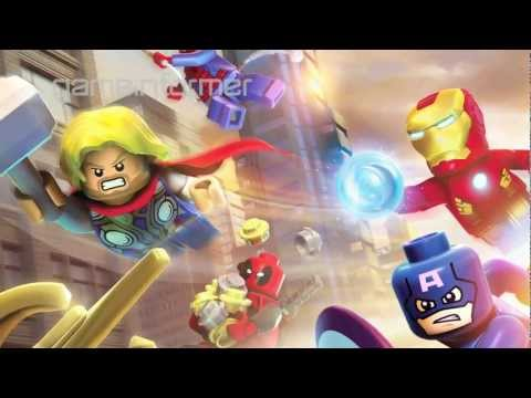Giant-Sized Hulk Will Smash Galactus In Lego Marvel Super Heroes