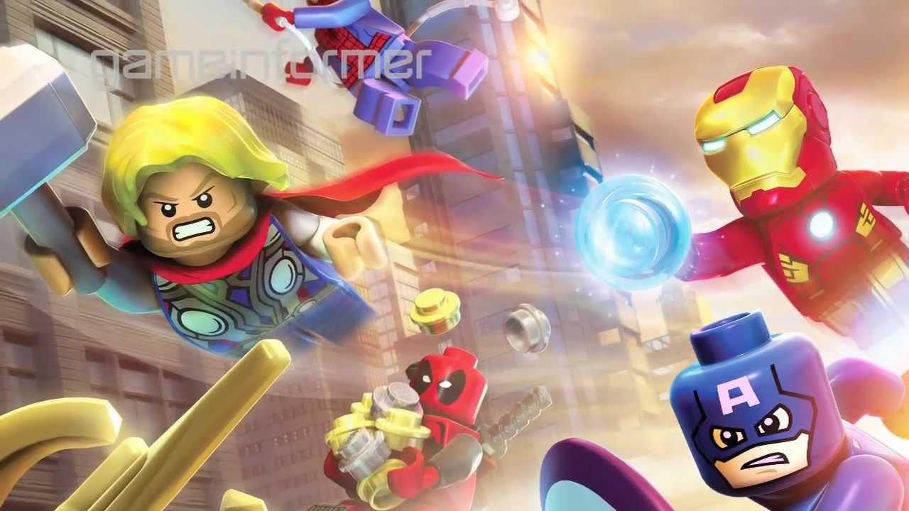 Giant-Sized Hulk Will Smash Galactus In Lego Marvel Super Heroes