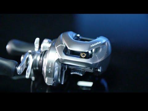 Shimano Metanium MGL 151 videó