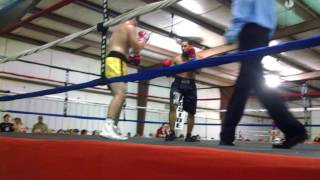 Southern Showdown Pro Boxing Championships - Rudy McGlothlin Vs Alfonso Williams - Boxing Video