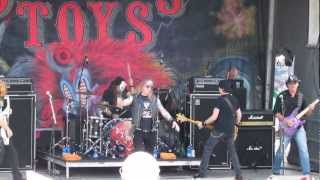 Dangerous Toys - Outlaw - Take Me Drunk - Monsters of Rock Cruise 2013