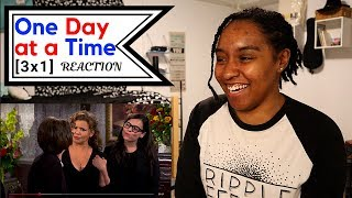 """One Day at a Time Season 3 Episode 1 """"The Funeral"""" [Reaction]"""