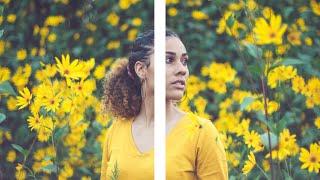 How To Split Images For Instagram / Slide Post Tutorial