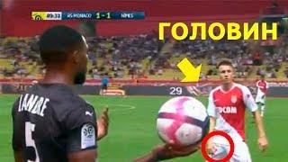 Что показал Головин во время матча Монако?