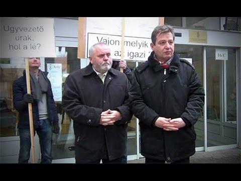 Gőgös Zoltán a korrupt vezetők leváltására szólította föl Orbán Viktort