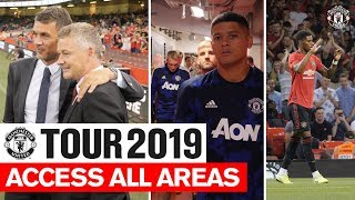 Access All Areas   United 2-2 AC Milan (United win 5-4 on pens)   Tour 2019