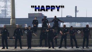 Xem xong mới biết tại sao police Mỹ rất thích dance :115: