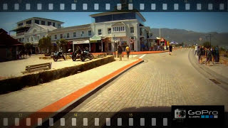 preview picture of video 'Join me on a Drive along marine drive in Hermanus with a GoPro'