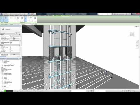 Revit 2017 - Reinforcement Connectors