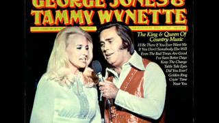 MY ELUSIVE DREAMS GEORGE JONES AND TAMMY WYNETTE.wmv