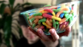 The 200 Gummy Worm Challenge