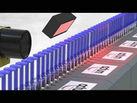 Die Kolbenstangenmontage für gebrauchsfertige Spritzen