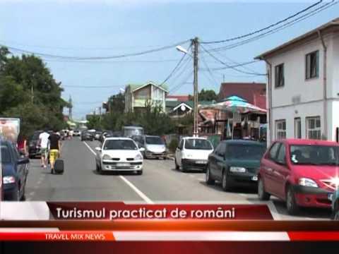 Turismul practicat de romani