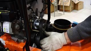 Ремень 754-0346 снегоуборщиков Yard-Man E 653F от компании ИП Губайдуллин Н. В. - видео