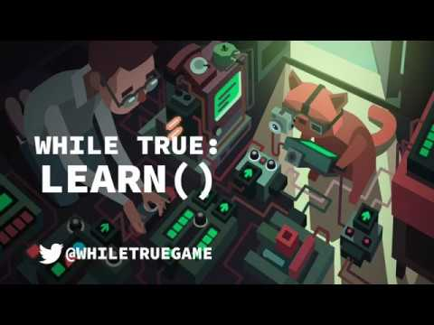 while True: learn() Steam Early Access Teaser thumbnail
