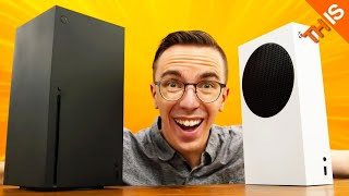 Xbox Series S vs Xbox Series X