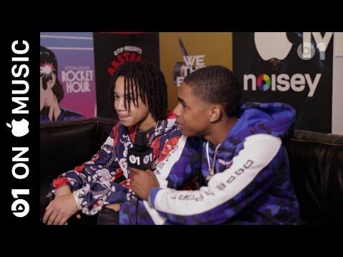 SXSW 2018: YBN Nahmir and YBN Almighty Jay Talk Mixtape, Movie & Blac Chyna  | Beats 1 | Apple Music