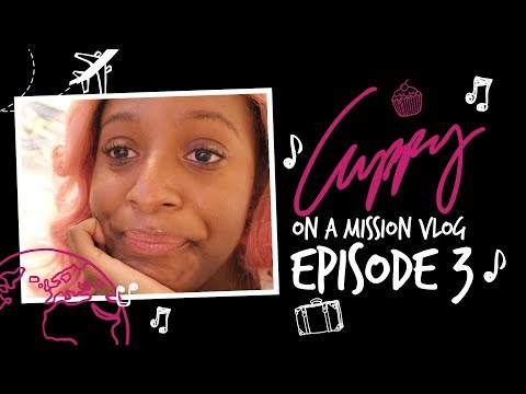 Watch Episode 3 of DJ Cuppy's #CuppyOnAMission Vlog on BN