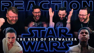 Star Wars: Episode IX The Rise Of Skywalker - Teaser REACTION!!
