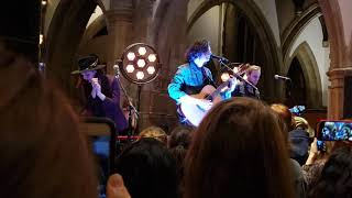 Gambar cover Hozier playing Almost (Sweet Music) at All Saints Church