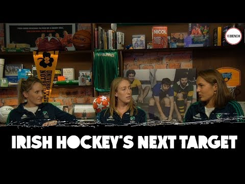 """""""The team's the strongest it's ever been""""   Ireland hockey's Olympics 2020 target"""