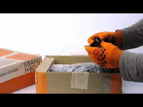 Распаковка лота «Кинокамера Кварц 1х8с-2» с сайта Виолити видео