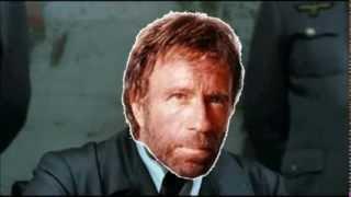 Chuck Norris as the führer