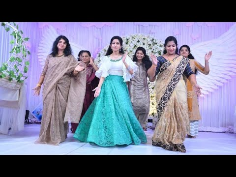 Kerala fusion dance performance