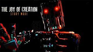 САМЫЙ СТРАШНЫЙ УРОВЕНЬ ЗА ВСЮ ИСТОРИЮ ФНАФ ► The Joy of Creation: Story Mode #6