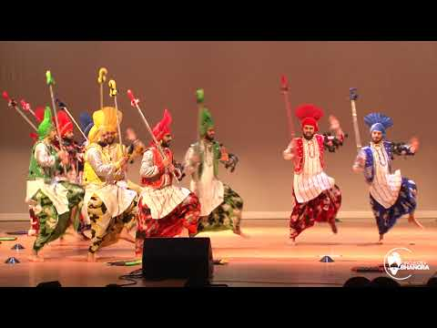 FAUJ - 2nd Place @ Circle City Bhangra 2018