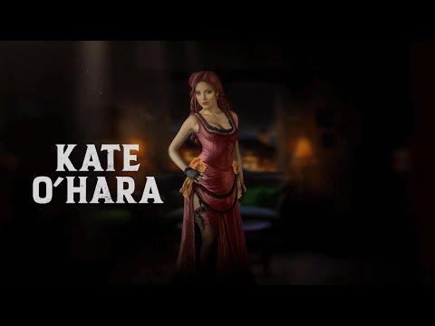Desperados Iii Meet Kate O Hara In New Desperados Iii Trailer Steam Nyheter