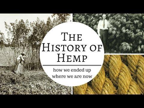 A Brief History of Hemp