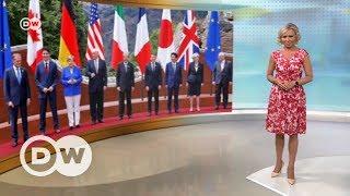 Трамп себе не изменил, или Итоги визита президента США в Европу - DW Новости (26.05.2017)