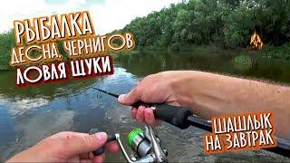 Вся рыбалка на десне черниговской области